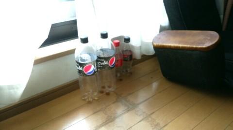 コーラ ペットボトル