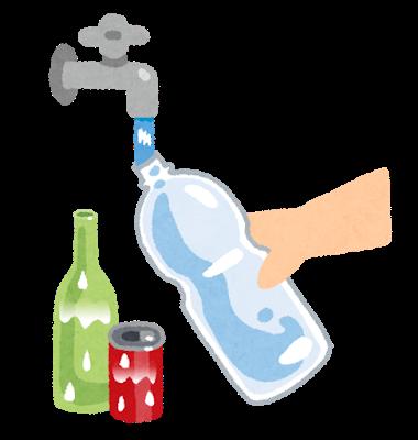 ペットボトル リサイクル