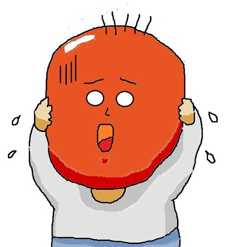 ショートヘア プチトマト