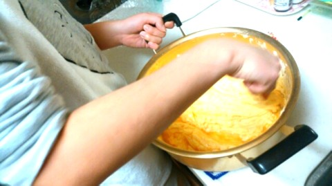 バレンタインクッキー 作り方