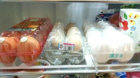 大量の玉子 卵