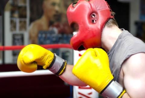 ボクシング 無酸素運動