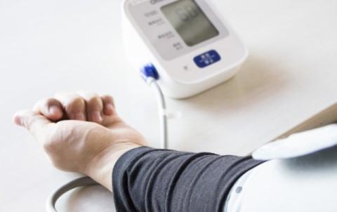 訪問看護の血圧計