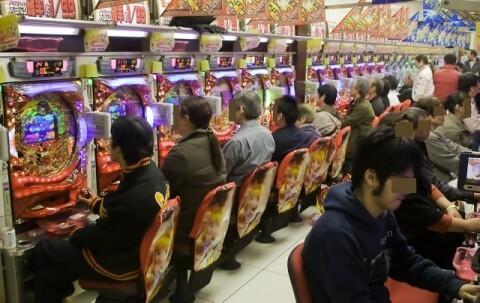 パチンコ ギャンブル依存症