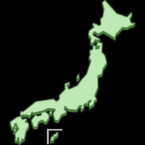 日本地図 言い間違い