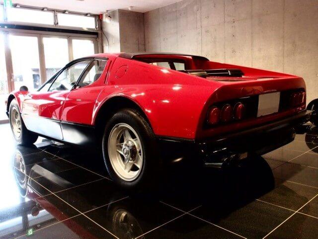 スーパーカーのフェラーリ365BB