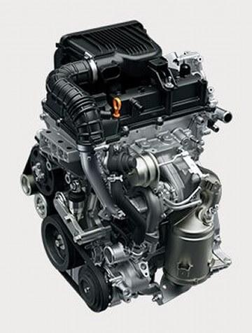 スズキクロスビーのエンジン