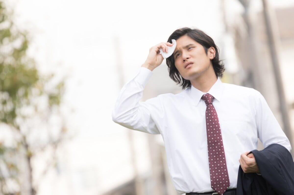 疲労臭の対策