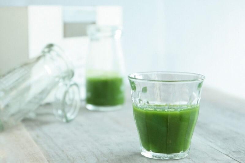 健康のために青汁