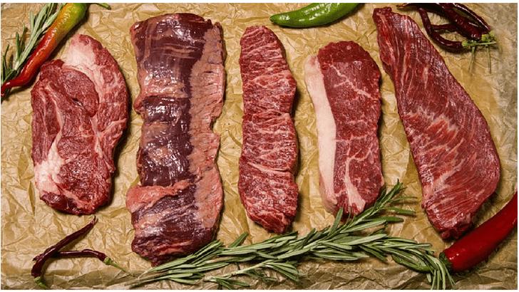生肉 ステーキ