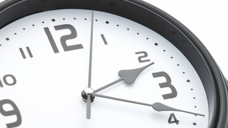 時計 針時計