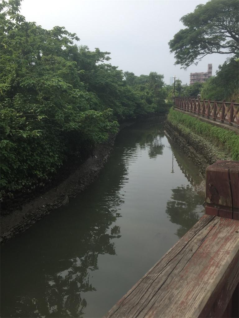 プラーチョンが生息している川