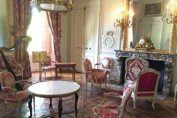 ヴェルサイユ宮殿の離れ