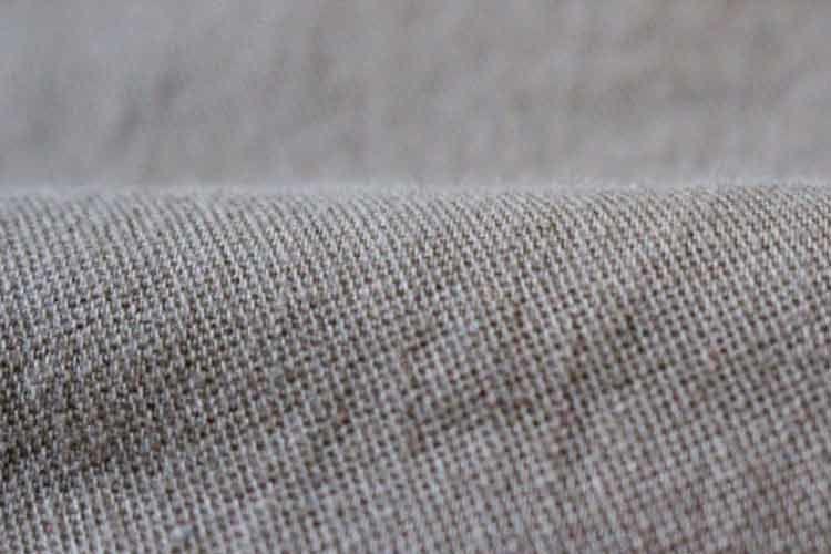 裏繻子織りバックサテンの生地