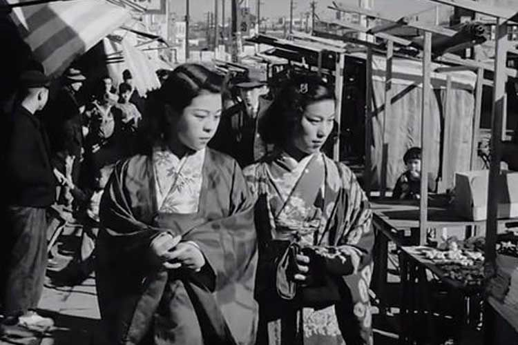 1940年代の日本の様子