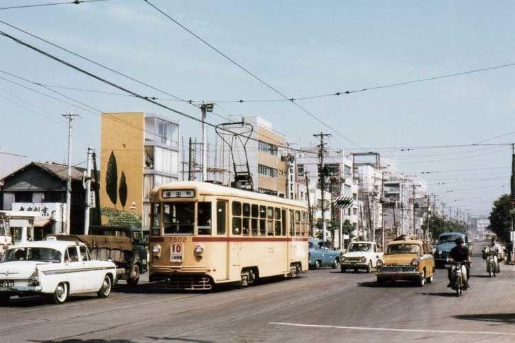 1950年代の日本の様子