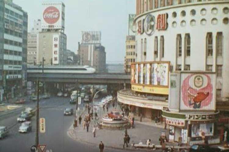 1960年代の日本の様子