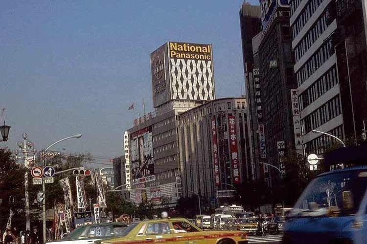 1980年代の日本の建物