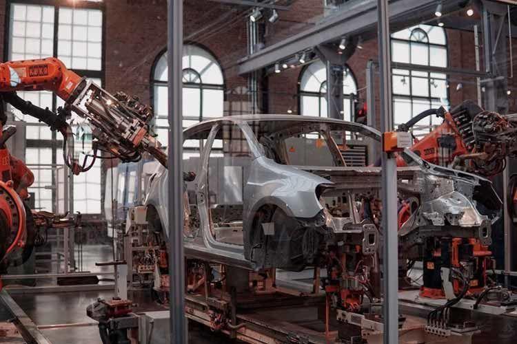 第三次産業革命は機械によるオートメーション