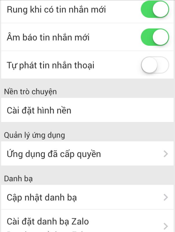 ベトナムのモバイルメッセージアプリ「Zalo」ザロ