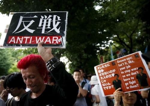 安全保障関連法案可決ベトナム人の反応