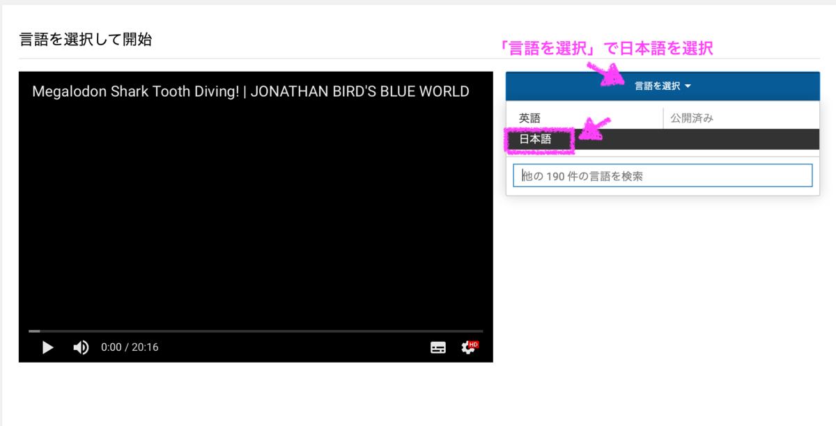 YouTube 翻訳 字幕 追加