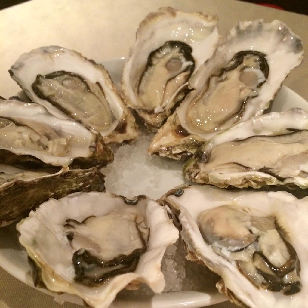 牡蠣 食べ放題