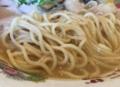 天下一品 南摂津店、こってりの麺