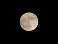 [70-300DG]月を見る