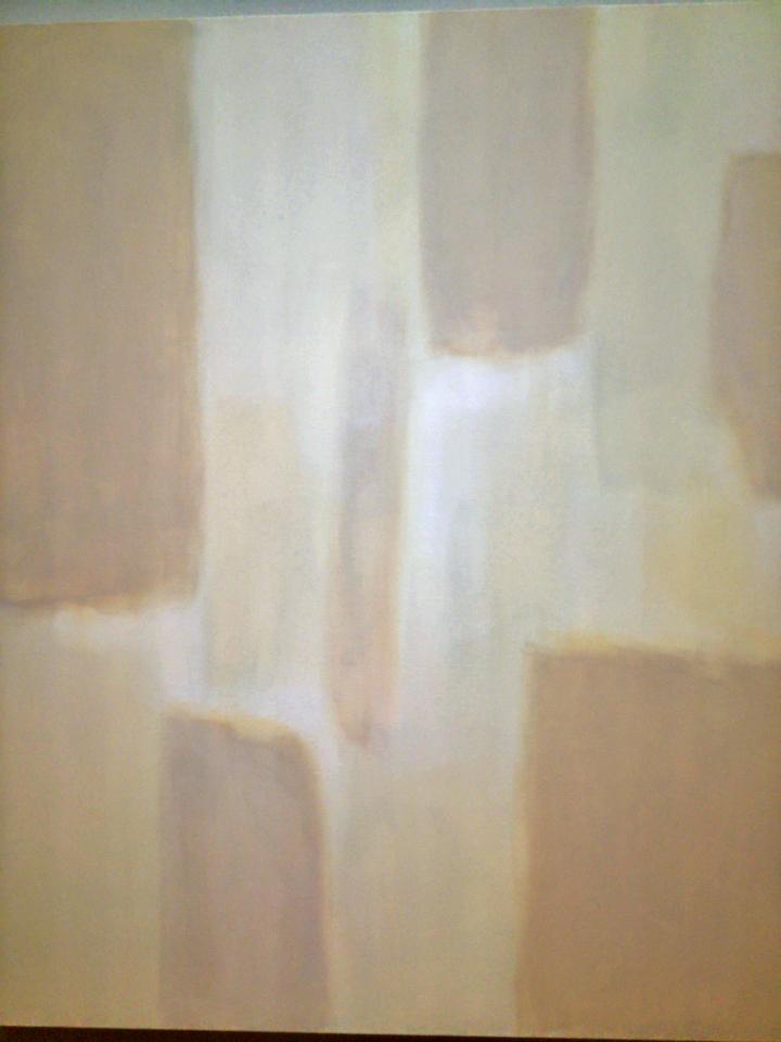 韓国抽象画