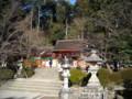 大原野神社 拝殿