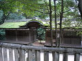 石上神宮 摂社拝殿