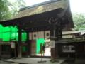 河合神社 楼門