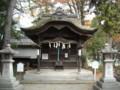 長浜八幡宮 金刀比羅宮・河濯神社