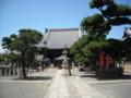 葛井寺 本堂