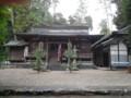 長谷寺 奥の院・瀧蔵神社