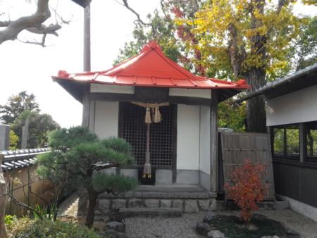 善福寺 金比羅神社