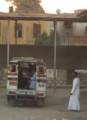 [エジプト旅行]乗り合いバス