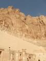 [エジプト旅行]ハトシェプスト女王葬祭殿