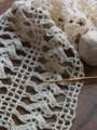 [Crochet]クロッシェレースのショール