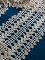 [Crochet]クロッシェレース