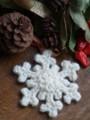[Crochet]雪の結晶