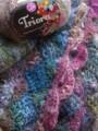 [Crochet]フラワーアフガンクロッシェ
