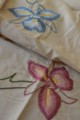[Handmade]昔の刺繍