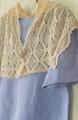 [Crochet]パイナップル編みのショール