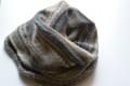 [Knitting]腹巻き帽子