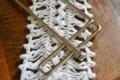 [Crochet]ヘアピンレース
