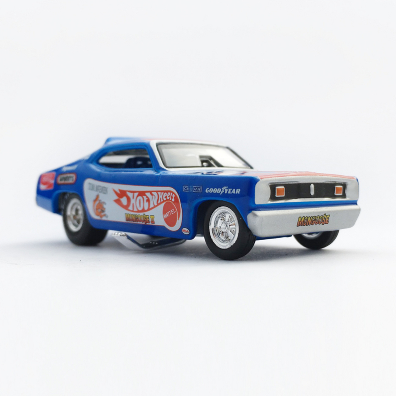 tom the mongoose mcewen s plymouth duster funny car 増えすぎた
