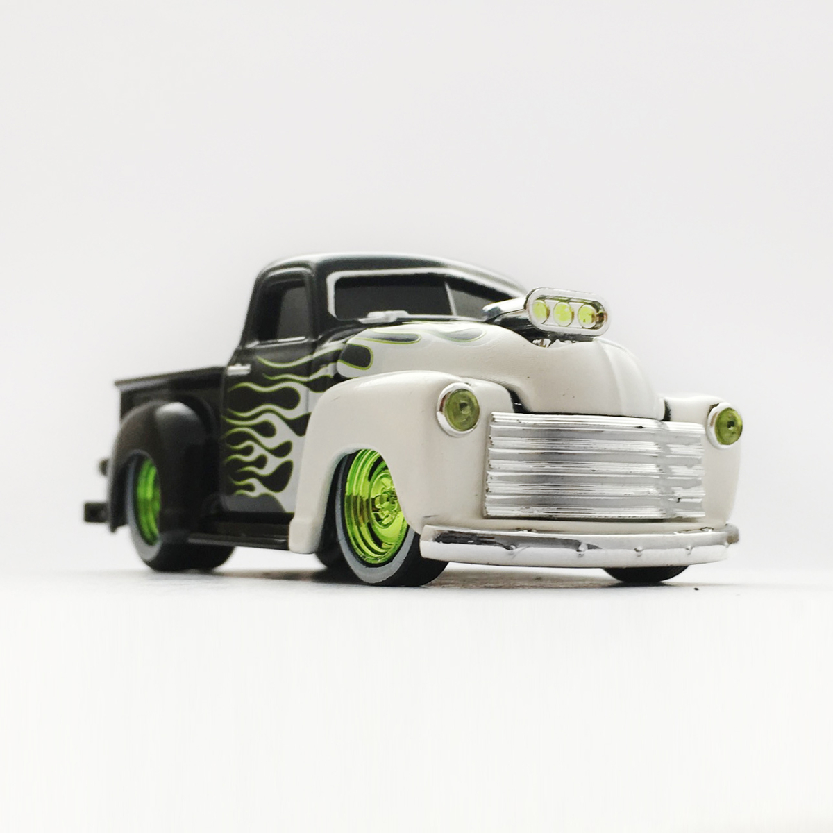 CHEVROLET 3100 PICK-UP DEPANNEUSE SHELL 1953