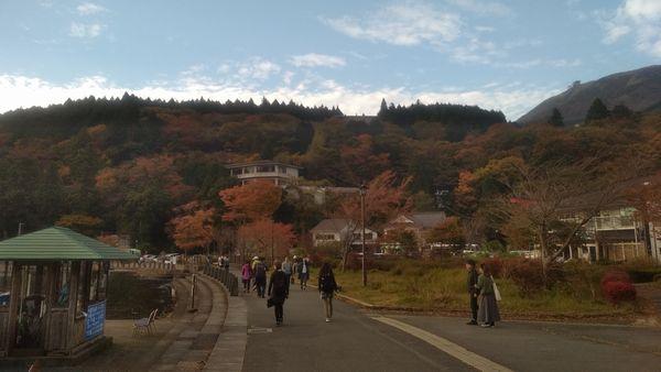 箱根神社芦ノ湖